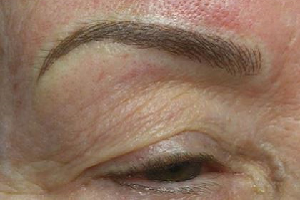 Permanent make-up wenkbrauwen hairstrokes